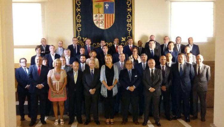 El sector de la energía suma fuerzas en Aragón para crecer