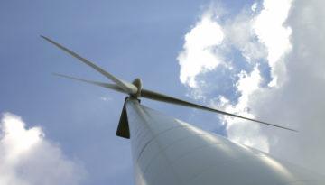 Diez nuevos parques eólicos, declarados inversiones de interés autonómico