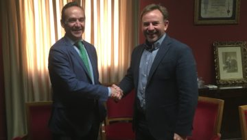 Clenar y Cuatrecasas firman un convenio de colaboración