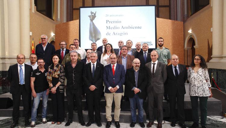 Aragón aspira a producir a medio plazo el 100% de energías limpias para autoabastecimiento propio dentro de la Estrategia integral para la sostenibilidad ambiental