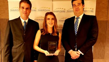 La Fundación Hidrógeno Aragón, premiada por la Asociación Europea de Economía y Competitividad