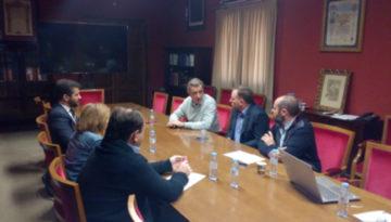 Las empresas del Clúster de la Energía de Aragón aúnan fuerzas e intereses para el desarrollo de las renovables en Utrillas y su comarca