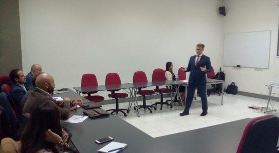 Jornada CUATRECASAS, Cuestiones legales en el proceso de financiación de un proyecto.