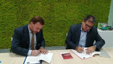 Sesé Integra Norte (SIN) y el Clúster de la Energía de Aragón firman un convenio para llevar a cabo conjuntamente actividades específicas