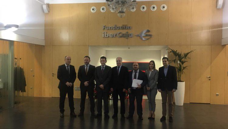 Firma convenio colaboración Proyecto Mobility City