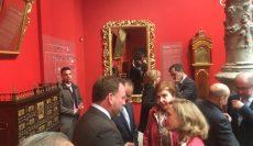 Claves de la actualidad económica española, Patio de la Infanta de Ibercaja, 18 de marzo.