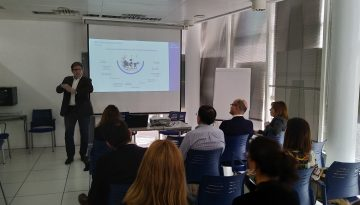 Presentación Convenio colaboración Fundación SESÉ & CLENAR