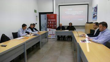 Reunión Proyectos movilidad sostenible y vehículo eléctrico CLENAR