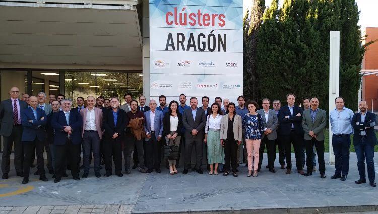 El Clúster de la Energía de Aragón ya suma 60 socios