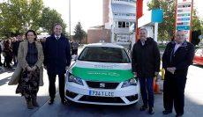 Redexis inaugura su primera estación de repostaje de gas natural vehicular en Zaragoza