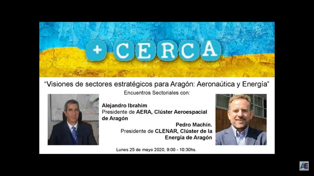 Visiones de sectores estratégicos para Aragón: aeronáutica y energía