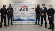 Los clústeres aragoneses de logística y energía colaboran en investigación e innovación