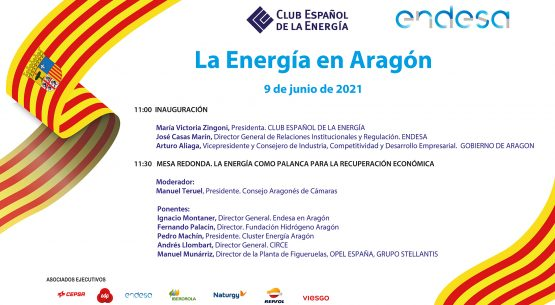 Jornada: «La energía en Aragón»