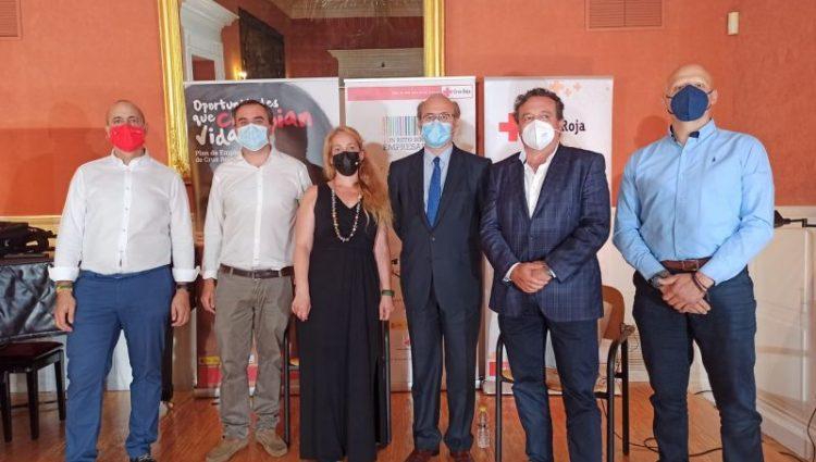 Clenar participó en la jornada 'Políticas empresariales inteligentes: empleo verde y economía circular' de Cruz Roja