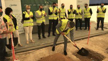 Levitec Sistemas y PFP II unen sus fuerzas para la construcción de un parque fotovoltaico de 50 megavatios en Aragón
