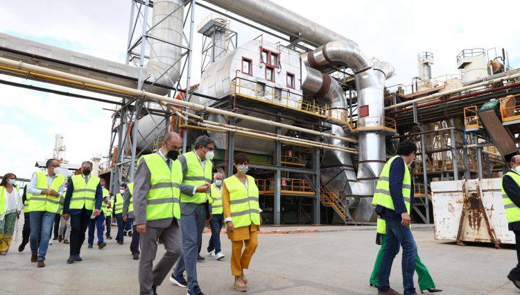 Clenar respalda el anuncio del presidente de Aragón de bonificar el recibo de la luz en municipios con parques eólicos o solares